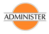 Administer logo
