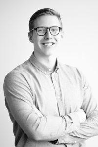 Antti Toikkanen henkilökuva