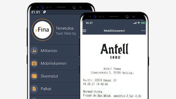 eFina-Mobiili