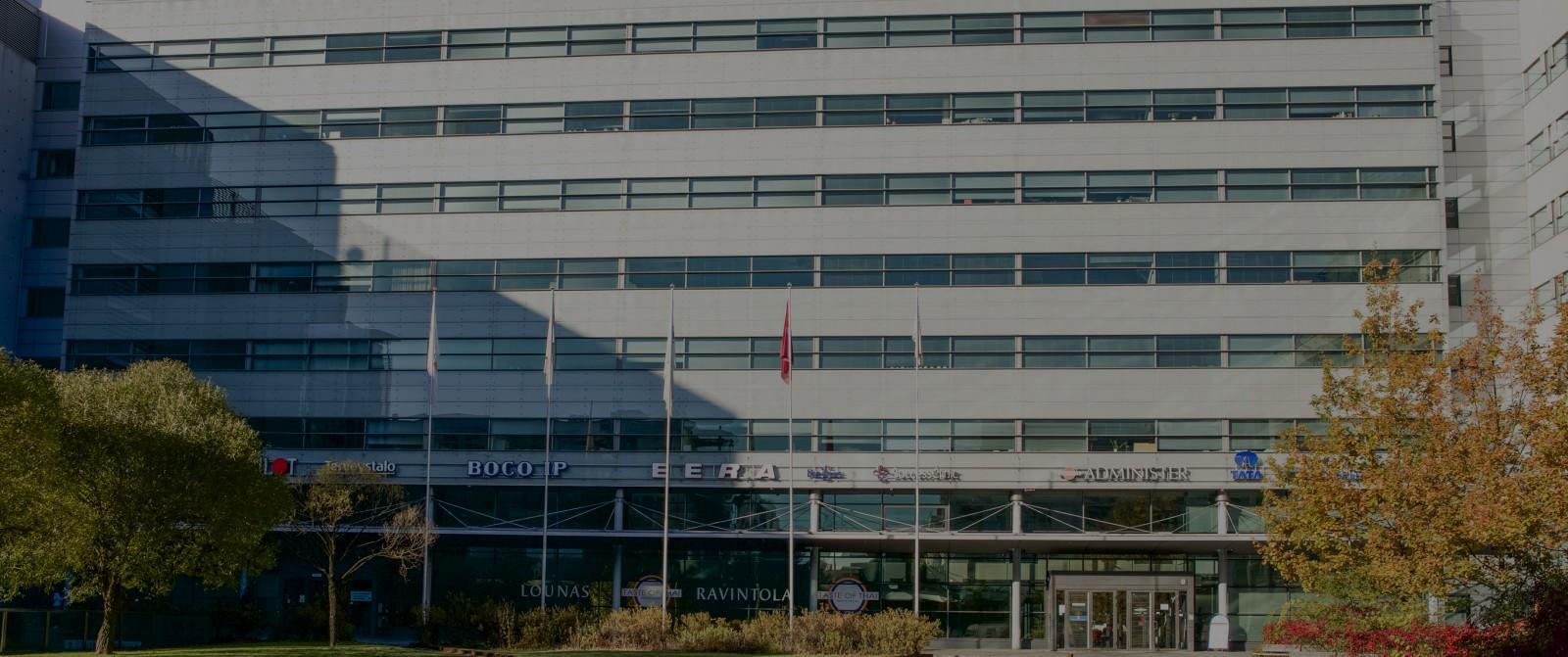 Administerillä on toimipisteitä ympäri Suomea